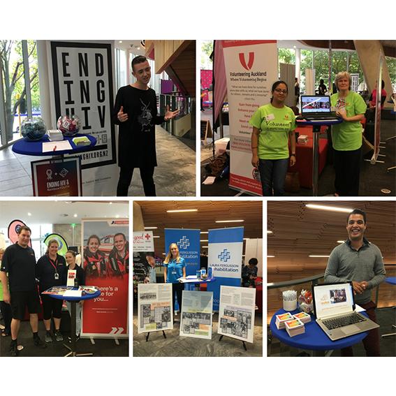 Volunteering Expo