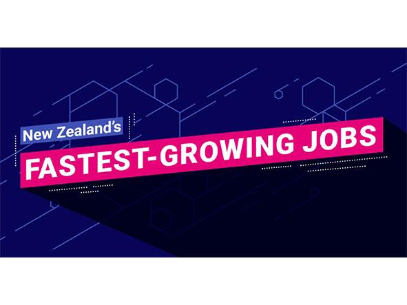 Fast growing jobs nz