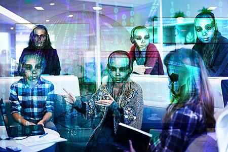 Future digital workspace