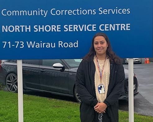 Probation Officer Georgia Fui