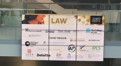 Law Career Fair employer logos